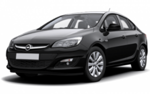 Rent a car Beograd - Opel Astra J Sedan 1.6